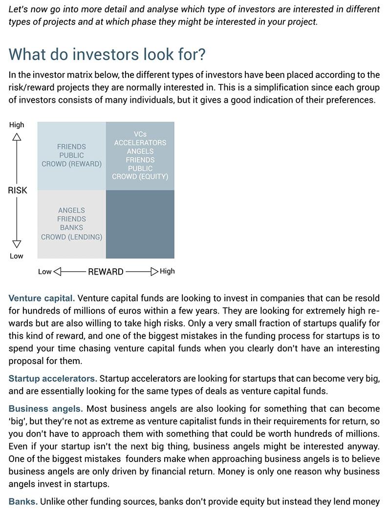 Startup Funding Book