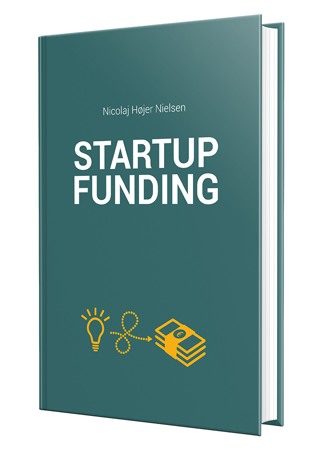 Startup Funding Book Cover